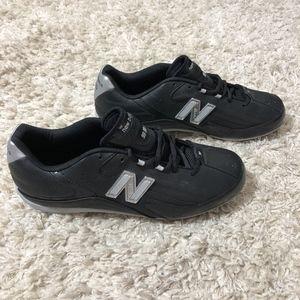 b2f183696b6f6 New Balance Shoes - New Balance 990 Men's 11 Football Cleats Black
